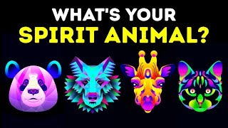 What's Your True Spirit Animal? Personality Test