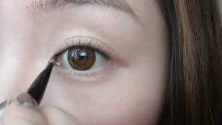 Everyday Simple Eyeliner Makeup Tutorial FULL VERSION