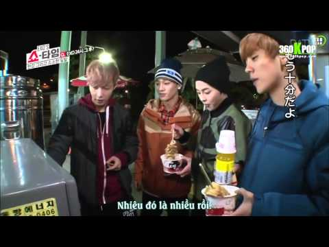[Vietsub] 151205 EXO's Showtime Special Edition Ep 2 ( LuHan Unseen Cut) [EXO Team]