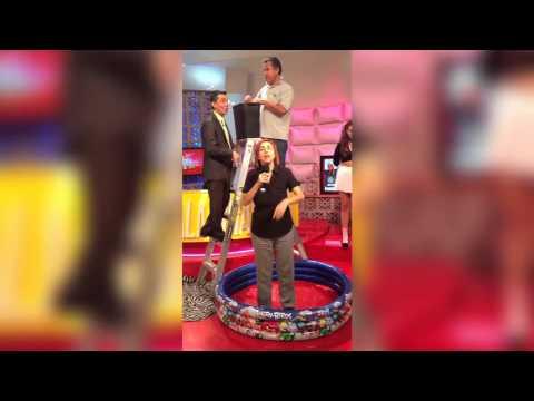 Fernanda Tapia Ice Bucket Challenge