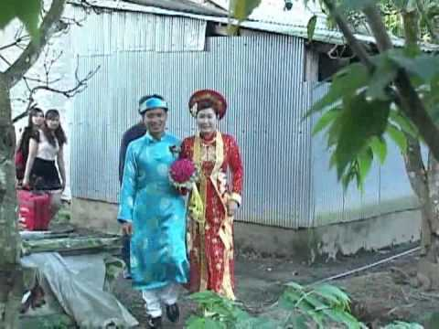 Dam Cuoi Chau Duong   Ngoc Truc IV