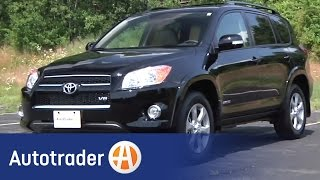 2012 Toyota RAV4 SUV New Car Review AutoTrader.com