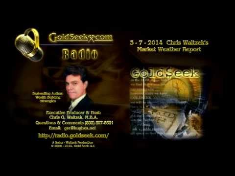 GoldSeek Radio - March 7, 2014 [ft ROB KIRBY, & PURU SAXENA]