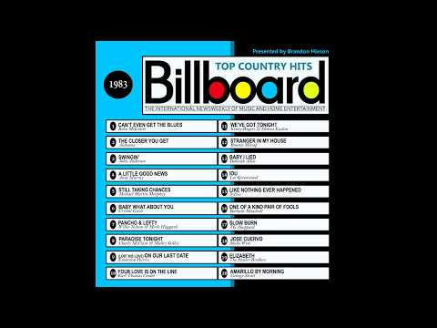 Billboard Top Country Hits - 1983