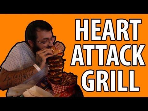 LEET TRIP VEGAS ► HEART ATTACK GRILL E FREMONT