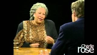 Toni Morrison Beautifully Answers an