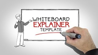 After Effects Templates WHITEBOARD EXPLAINER
