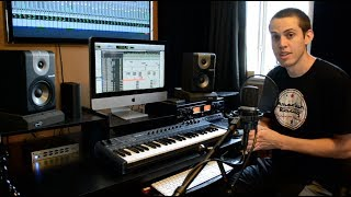 How To Set Up A Home Recording Studio Detailed Version