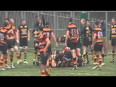 Lansdowne v Young Munster Ulster Bank League 26:10:13 Highlights