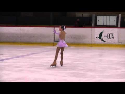 SHLJAHOVA Aleksandra, LAT, Basic Novice A Girls