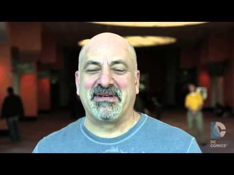 5.2 Questions with Dan Didio at WonderCon 2012