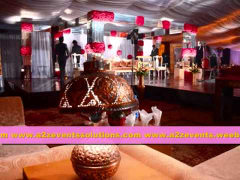 Pakistan's Leading Weddings Planners, a2z Events & Weddings Planners, See our Best Barat Function