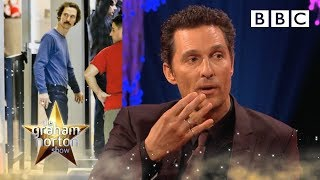 Matthew McConaughey Discusses His Weight Loss The Graham