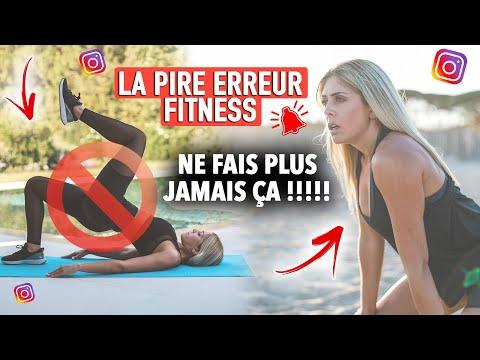 LA PIRE ERREUR FITNESS QUI T'EMPÊCHE D'AVOIR DES RÉSULTATS !!