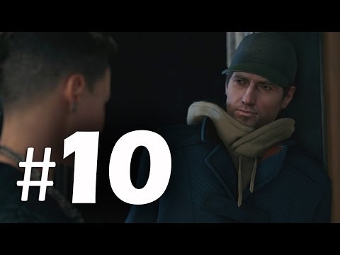 Watch Dogs Part 10 - Grandma's Bulldog - Gameplay Walkthrough PS4