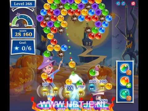 Bubble Witch Saga 2 level 268