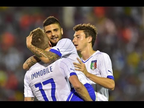 Highlights: Italia-Fluminense 5-3 (8 giugno 2014)
