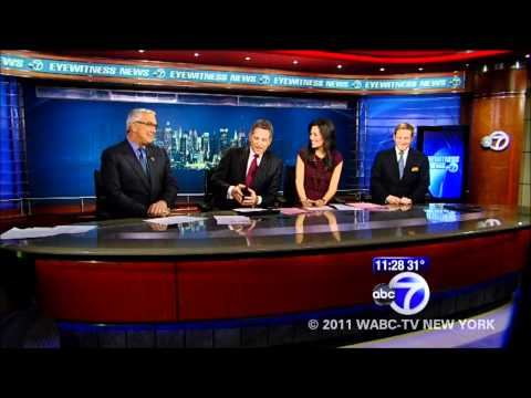 Scott Clark's Final Broadcast - 1/3/11 - WABC-TV