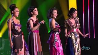LK Mùa Thu Trong Mưa & Búp Bê Không Tình Yêu / PBN 106 Fashion Show Áo Dài