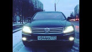 Самый убыточный Volkswagen!  Неискушенный Phaeton.. Миша Яковлев