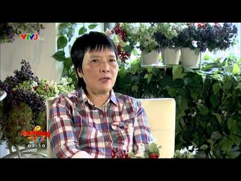 Tiến sĩ khoa học Đoàn Hương - Gió và tình yêu thổi trên đất nước tôi - Cafe sáng - 11/05/2015