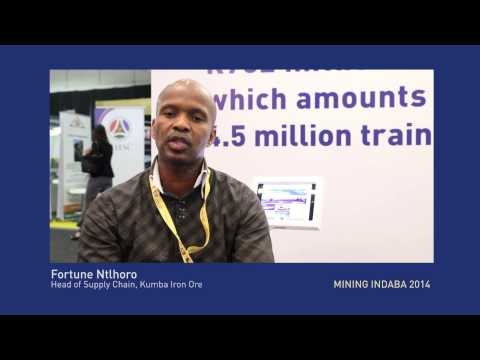 Anglo American in South Africa's supply chain heads talk Mining Indaba