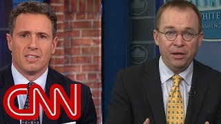 Cuomo grills Mulvaney: What is Trump's DACA position?