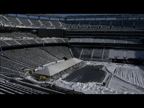 Super Bowl 2014: NFL Suggests Winter Weather Could Force Date Change