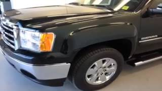 2013 GMC Sierra 1500 SLE Crew Cab Tour videos