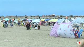 بالفيديو.. فصل الصيف .. تصرفات وعادات تزعج رواد الشواطئ |