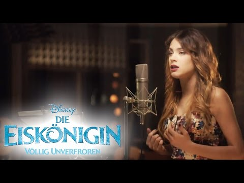Martina Stoessel - Violetta - Song: Libre Soy - FROZEN - DIE EISKÖNIGIN - DISNEY CHANNEL