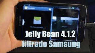 Cómo Actualizar Samsung Galaxy Note GT-N7000 Jelly Bean 4