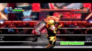 WWE All Stars Goldust Caw With Formula + Gameplay