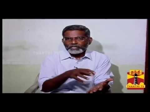 KELVIKKENNA BATHIL - Interview With S. P. Udayakumar (14/06/2014) - Thanthi TV