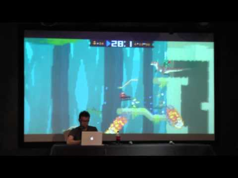 Kenneth Yeung - Super TIME Force, Fantastic Arcade 2012