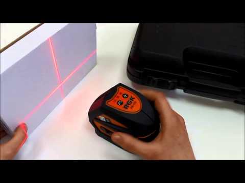 Лазерный уровень RGK PR 110