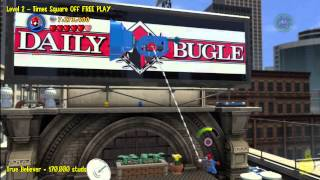 Lego Marvel Super Heroes: Level 2 Times Square Off FREE