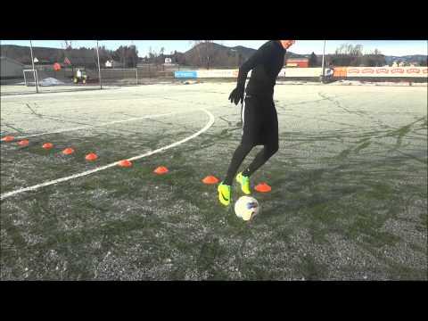 Jonas Ben Abdeljelil - Nike Hyper Warm Testing