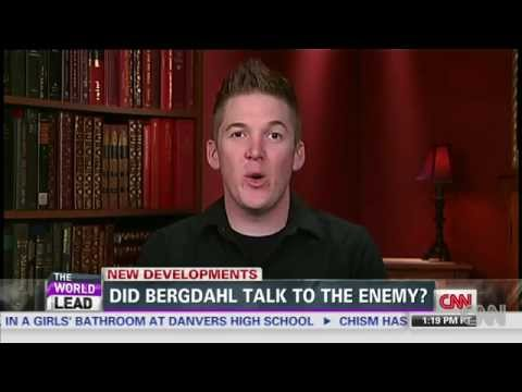 Was Bergdahl seeking out the Taliban?