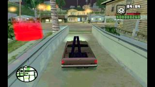 Madalin Joaca:GTA San Andreas Part 1:Casa Dulce Casa