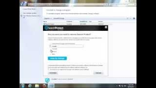 How To Remove Conduit Search Protect 2.6
