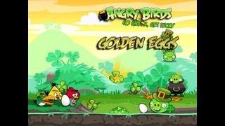 Angry Birds Seasons Go Green, Get Lucky Golden Egg