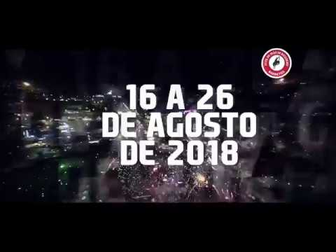 20/06/2018 - Programação artística da Festa do Peão de Barretos 2018