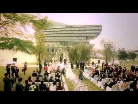 Tiệc cưới ngỡ như phim Hàn của con trai Thượng tướng Phạm Quý Ngọ