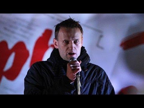L'opposant russe Alexei Navalny placé en résidence surveillée