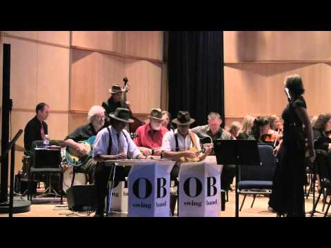 Hood River Sinfonetta & Off-Beat Swing Band:  All of Me, feat. Char Mayer