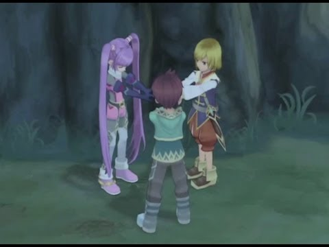 Tales of Graces для владельцев Playstation 3