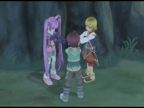 Tales of Graces для владельцев Playstation 3