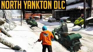GTA 5 Leaked North Yankton DLC, New Cars, Snowmobile More