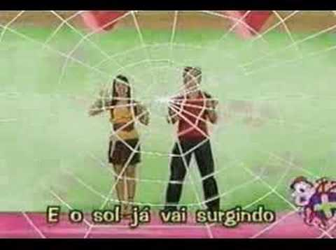 A dona Aranha - Sandy e Junior